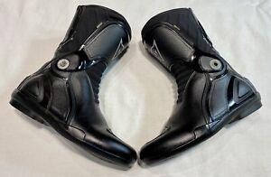 DAINESE TRQ TOUR GORE-TEX Waterproof Motorcycle Motorbike Boots Size UK 9/EU 43