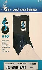 MEDSPEC ASO SIZE S ANKLE STABILIZING ORTHOSIS FITS LEFT OR RIGHT FOOT