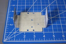 Aluminum Lower Chassis Plate Brace Bracket for Tamiya 1/10 Bullhead Clodbuster
