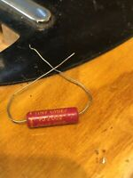 Vintage New Old Stock Cornell Dubilier Tiny Chief Capacitor .0022mfd 200v
