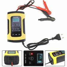 12V6A Chargeur de Batterie Rechargeable pour SUV 12V2AH-90AH Moto Voiture SUV