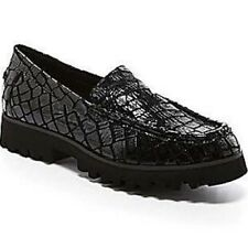 Donald J Pliner Rio Loafers - Pewter 8M WOMEN SHOES