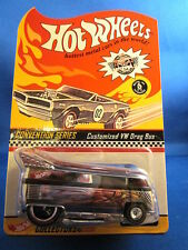 HotWheels 2 Annual Collectors Nationals Customized VW Drag Bus