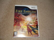 FIRE EMBLEM: RADIANT DAWN - UK PAL NINTENDO WII - NEW & FACTORY SEALED