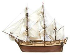 """Beautiful, brand new wooden model ship kit by OcCre: the """"HMS Bounty"""""""