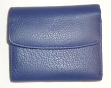 Buxton Genuine Leather Wallet, Purple
