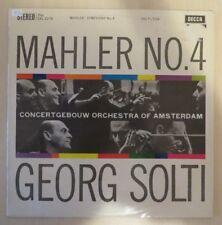 SXL 2276 / MAHLER Symphony No.4 SOLTI / VG+