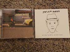 Lot Of 2 Jason Mraz CDs