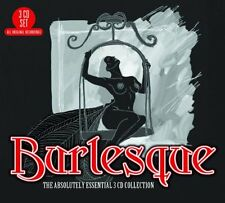 Burlesque The Absolutely Essential 3CD Collection