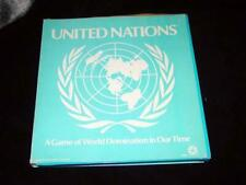 Yaquinto - UNITED NATIONS game - World of negotiations, diplomacy, and treaties!