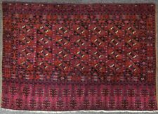 Russian Tekke Turkoman Carpet