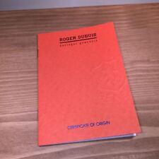 Roger Dubuis Certificate of Origin