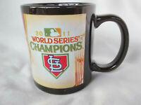 St Louis Cardinals  2011 World Series Champions Ceramic  Coffee 11 oz. Mug