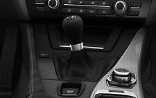 Genuine BMW M Gear Stick Shift Knob Leather F10 F11 5 Series