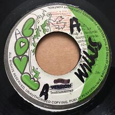 Donovan Carless, Soul Syndicates - Be Thankful   JA vinyl 7in