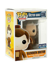 FUNKO POP! Doctor Who_ELEVENTH DOCTOR (FEZ) 3.75 inch Vinyl figure_Exclusive_MIB