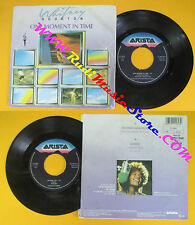 LP 45 7'' WHITNEY HOUSTON One moment in time KASHIF Olympic joy  no cd mc dvd *