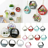 Hanging Plant Pot Hanger Flower Holder Planter Rope Basket Indoor Outdoor Decor