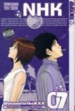 Welcome to the NHK Vol. 7 Takimoto Tatsuhiko 2008 Paperback manga English sealed