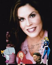 "Lori Alan Voice Actress Sponge Bob ""Pearl ""Signed 8"" x 10"" Color Photo W/COA"