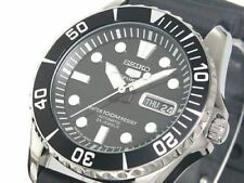 New Seiko Automatic Day Date Men's Watch SNZF17J2