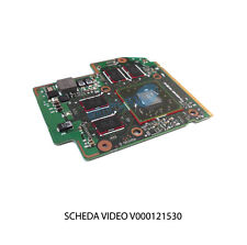 SCHEDA VIDEO per TOSHIBA SATELLITE A300 512MB HD3650 V000121530