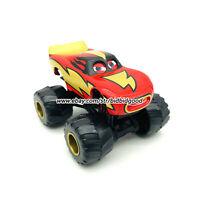 Disney Pixar Cars Lightning McQueen Monster Truck 1/55 Die-Cast Vehicles Loose