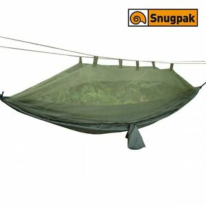 HAMAC DE JUNGLE SNUGPAK outdoor camping randonnée survie treck guyane tropicale