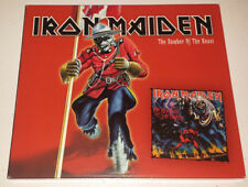 Iron Maiden: RARE canadian band cover 1998 like new