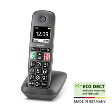"""Gigaset """"Easy"""" schnurloses Senioren-Telefon DECT mit großen Tasten & Display"""