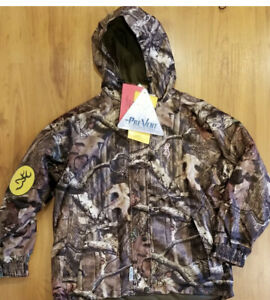 NWT Browning Lady XPO Big Game jacket, Small Real Tree Brand New!