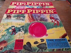 4 PIPPIN COMICS 1969
