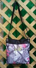 True Timber SassyB Camo-Camouflage Crossbody Bag Tote-Made In USA