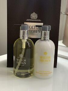 Molton Brown Lemon & Mandarin Hand Wash Set