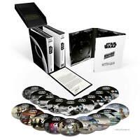 Star Wars:Skywalker Saga Blu Ray Box Set (18 DISCS) WORLDWIDE SHIPPING
