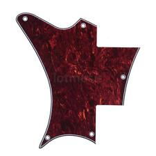 Guitar Pickguard for PRS Paul Reed Smith Se Custom Semi-Hollow Brown Tortoise