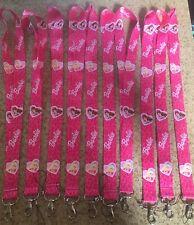 Barbie Lanyards Set Of 10