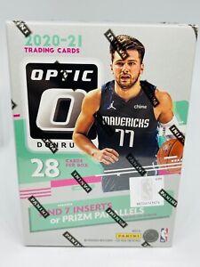 2020-21 Panini Donruss Optic NBA Basketball Blaster Box Brand New Factory Sealed