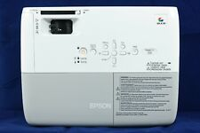 Epson H295A 3LCD Projector, Nice Condition, 2600 Lm HDMI-Adapter w/Accessories