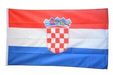 Fahne Kroatien Flagge kroatische Hissflagge 90x150cm