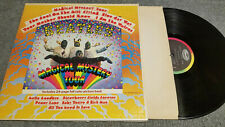 BEATLES MAGICAL MYSTERY TOUR MONO LP EXT RARE 1967 W LABEL ERROR - VG++/NM- WAX