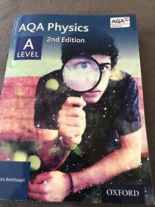AQA Physics A Level 2nd Edition