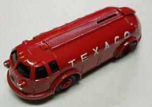 "NIB *ERTL* 1934 TEXACO Diamond T Tanker - ""Doodle Bug"" - Bank - Series #11"