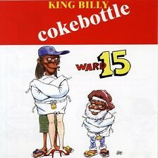 KING BILLY COKEBOTTLE Ward 15 CD BRAND NEW