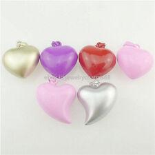 Christmas 6PCS Mix Love Heart Musical Sound Seal Bell Jingle Bell Ball Pendants