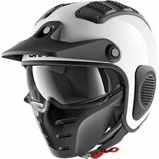 Motorradhelm Shark X-Drak Weiß GRÖSSE S