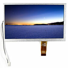 7inch Tft Lcd Display Hsd070i651 480x234 Resolution 7 Analog Tft Screen
