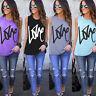 Fashion Women Lady Summer Blouse Vest Fashion Sleeveless T-Shirt Loose Tank Tops