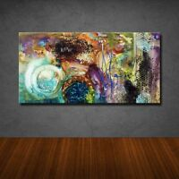 LMOP58 100% hand-painted Abstract decor Art Oil Painting nude girl on canvas