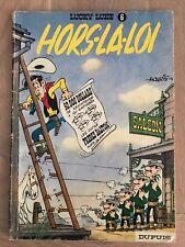 LUCKY LUKE HORS-LA-LOI